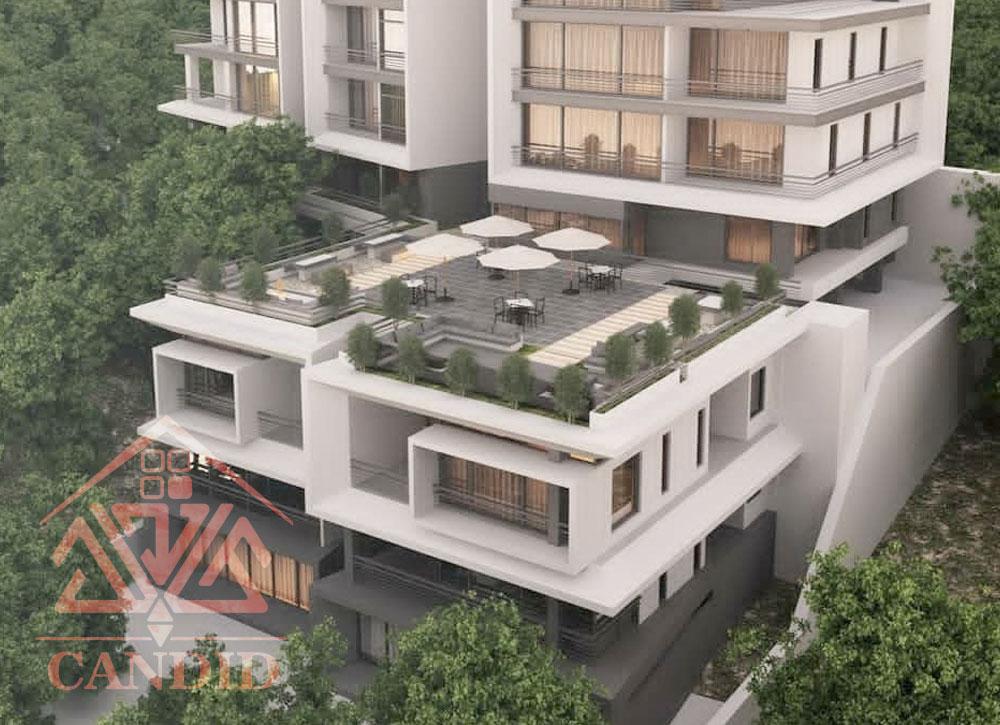 فروش آپارتمان شمال در برج مونت رویال رامسر کد 122